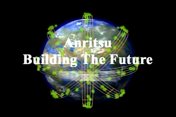 Anritsu Building The Future With IT