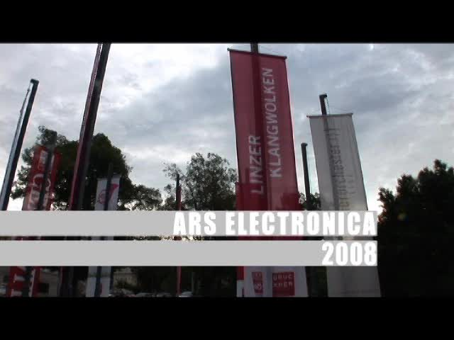 ARS ELECTRONICA 2008