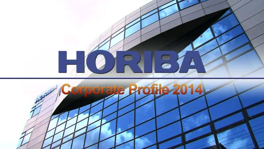HORIBA Corporate Profile 2014