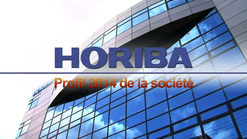 HORIBACorporate Profile 2014