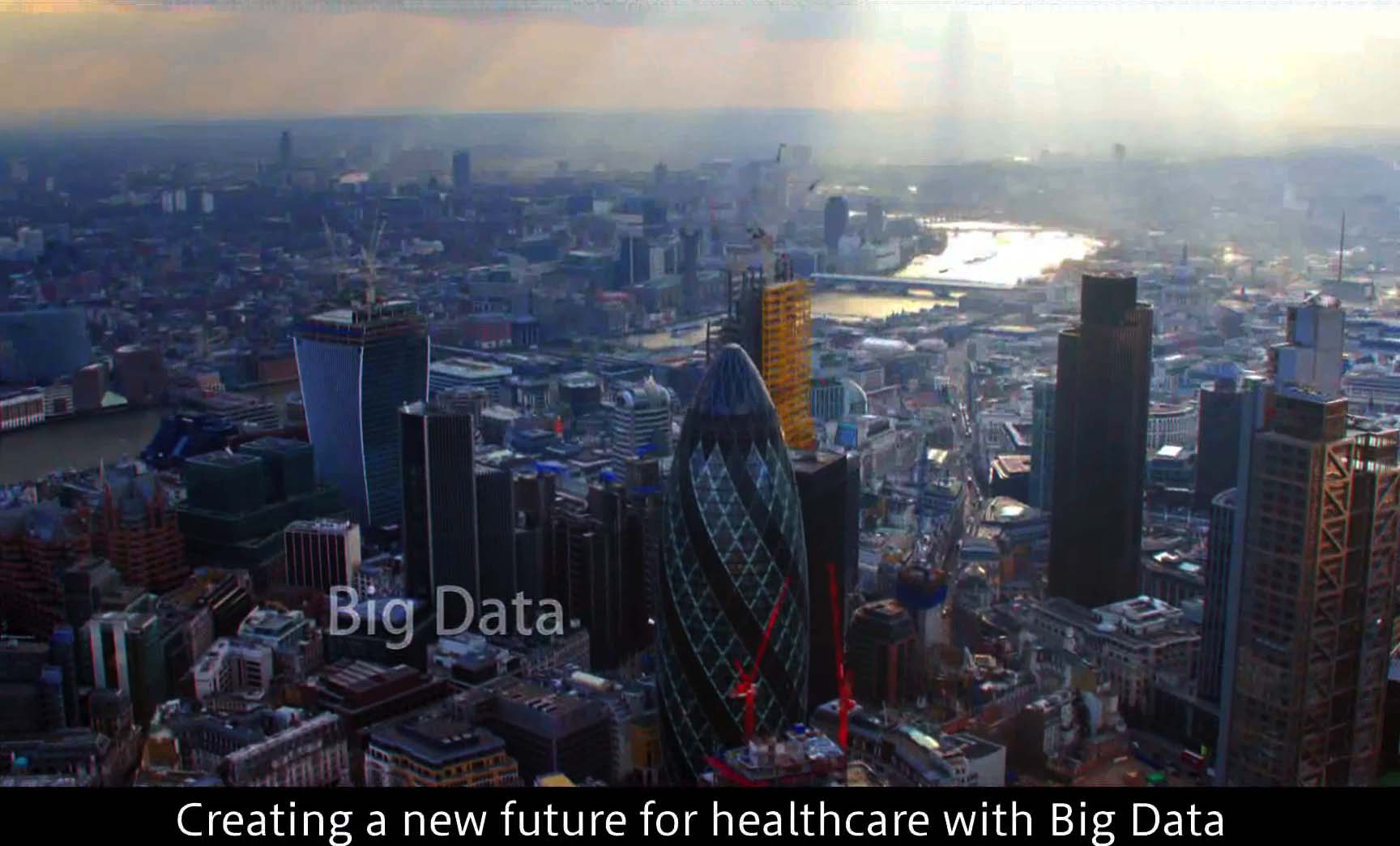 The Future of Healthcare Utilizing Big Data