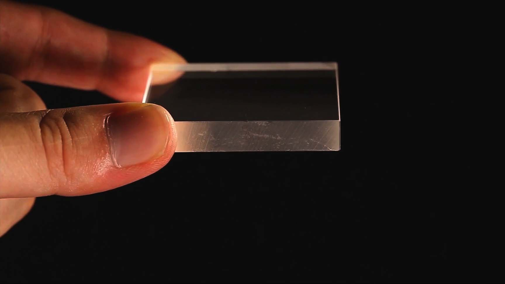 Hitachi's fused silica recording technology
